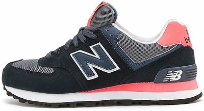 new balance mujer gris y rosa