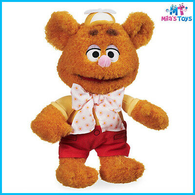 £21.14 • Buy Disney Muppets Babies Fozzie Bear 13  Plush Doll Soft Toy Brand New With Tag