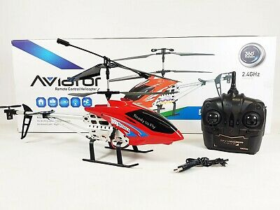 £39.99 • Buy Volitation 802d Rc Radio/remote Control Helicopter Large Outdoor Fantastic Gift