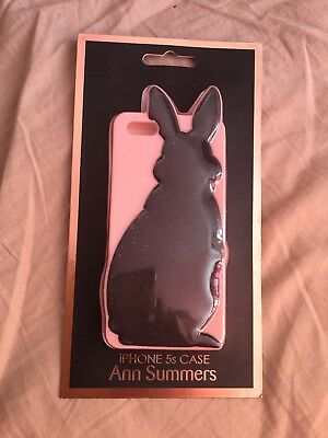 Ann Summers Rabbit IPhone 5s Phone Case New RRP £10 • 2£