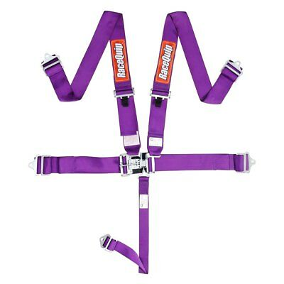 AU189.99 • Buy Racequip  5 Point Harness , PURPLE  ,nascar Latch, CURRENT DATE ,speedway ,buggy