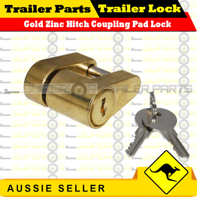AU16.99 • Buy Superior Trailer Hitch Connecting Pin Lock Coupling Release Lever For Treg Pins