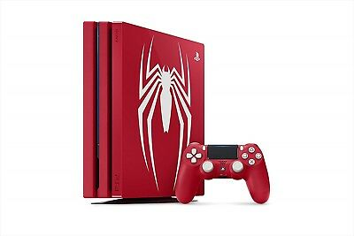 AU1526.81 • Buy PlayStation 4 Pro 1TB Limited Edition Console Marvel's Spider-Man Bundle PS4 NEW