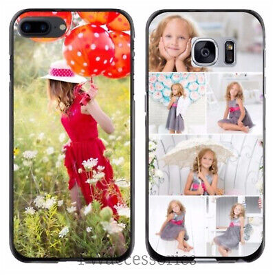 £6.99 • Buy Personalised Custom Photo Phone Case Cover For Samsung Galaxy / Apple IPhone