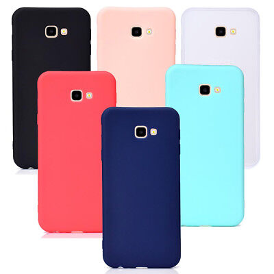 AU3.99 • Buy For Samsung Galaxy J4+ J6Plus 2018 Ultra Thin Rubber Matte Silicone Case Cover