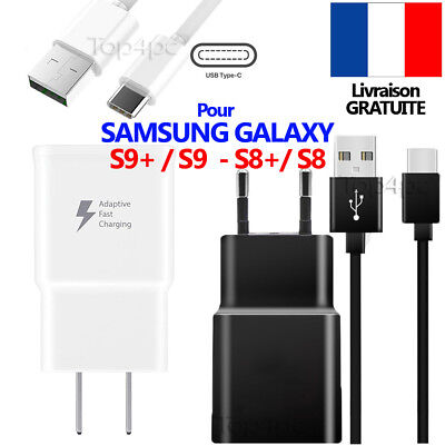 $ CDN4.40 • Buy CÂble Usb Type-c Synchro Chargeur Pour Samsung Galaxy S8 S9 Plus Note 8 Note 9