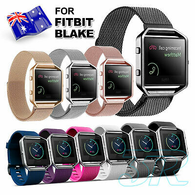 AU6.95 • Buy Various Luxury Band Replacement Wristband Watch Strap Bracelet For Fitbit Blaze