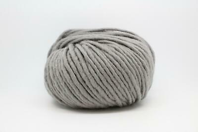 Conway And Bliss ODIN Chunky Knitting Wool/Yarn 100g - 03 Metal • 9.99£