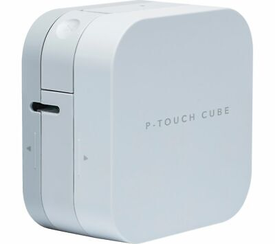 £49 • Buy BROTHER PT Cube PTP300BT Bluetooth Label Printer - Currys