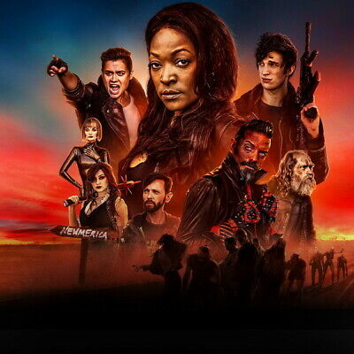 AU9.99 • Buy 019 Z Nation  - Zombies Blood Season 1 2 3 4 5 USA TV Show 24 X24  Poster