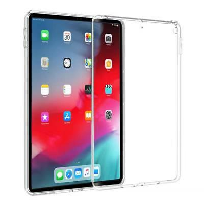 AU11.99 • Buy For Apple IPad Pro 10.5  11  12.9  MIni Air Soft Gel Clear Protective Case Cover