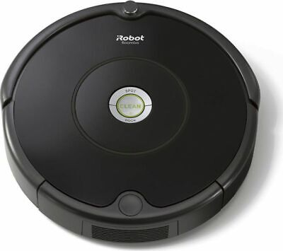 View Details IROBOT Roomba 606 Robot Vacuum Cleaner - Black - Currys • 249.00£