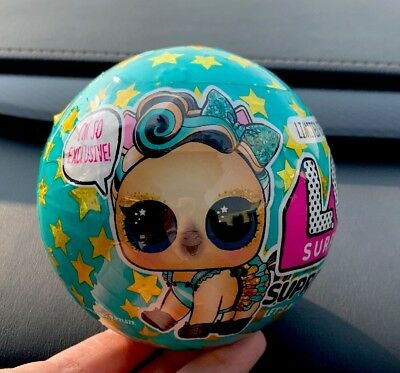 $ CDN31.10 • Buy LOL Surprise! SUPREME Pet Series Limited Edition LUCKY LUXE Pony Ball