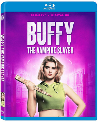 $20 • Buy Buffy The Vampire Slayer (Blu-ray, 25th Anniversary Edition) • NEW • Luke Perry