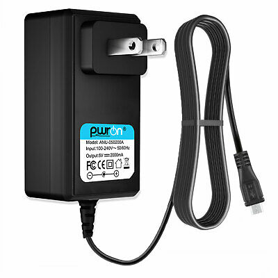 AU12.67 • Buy PwrON 5V 2A Wall Charger AC Adapter For ANKER PowerCORE 20100 EXTERNAL BATTERY