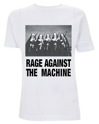 Rage Against The Machine 'Nuns And Guns' T-Shirt - NEW & OFFICIAL! • 14.89£