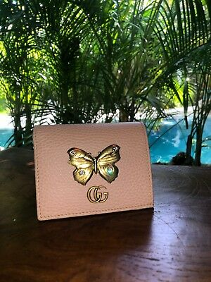 AU521.15 • Buy Gucci Women's Wallet Red Authentic From Italy