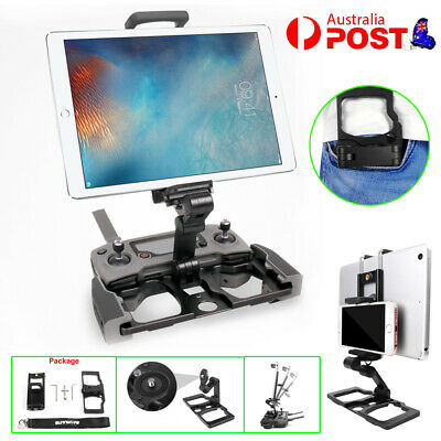 AU56.98 • Buy Metal Holder Tablet Phone Mount For DJI Spark,Mavic Air/Pro Remote Controller