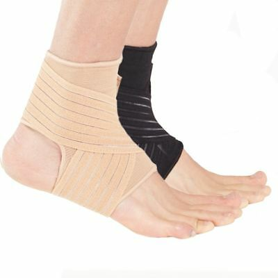 Breathable Ankle Support Strap : Sleeve For Sports Running Weak Joint Injury • 3.95£