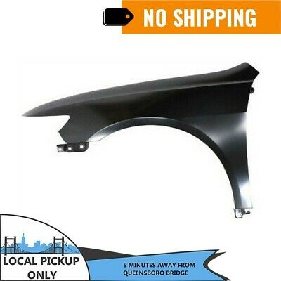 $98.32 • Buy New Front Left Fender Fit Acura Tsx 2004-2008 Ac1240116
