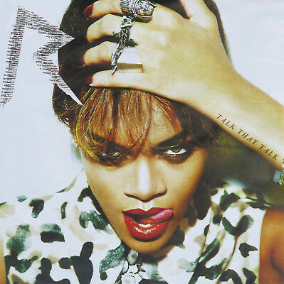 AU9.95 • Buy Rihanna: Talk That Talk (CD)