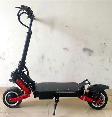 $ CDN3246.69 • Buy SUN 3600w/60v Two Wheel 11in. Folding Off Road Electric Scooter FAST 40-45MPH