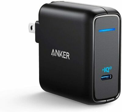 AU64.47 • Buy Anker 60W Power Delivery Fast Charger USB C [PIQ 3.0 & GaN], PowerPort Atom III