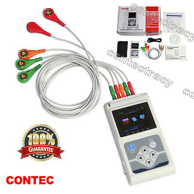 £230 • Buy Promotion 3-channel ECG/EKG Holter System/Recorder Monitor Analyzer Software,CE