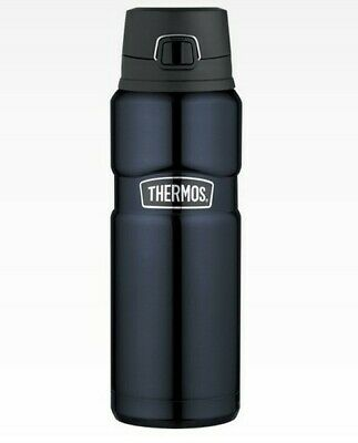 AU31 • Buy THERMOS 18hr Hot 24hr Cold Stainless Vacuum Flask 710ml Midnight Blue AUTHENTIC