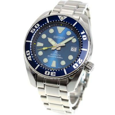 $ CDN701.36 • Buy SEIKO PROSPEX Diverse SBDC069 SUMO Blue Automatic Men's Watch 2018 New In Box