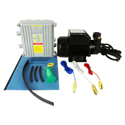 DC Solar Turbine Water Pumps Brushless DC Motor Pump,35m /115ft Head ,Controller • 77.35£