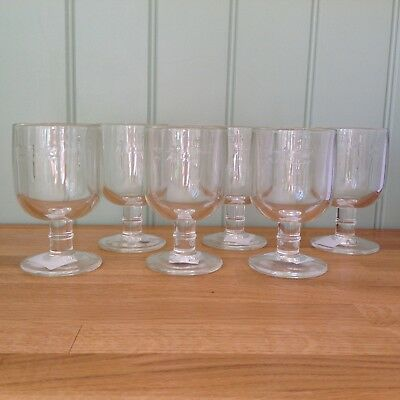 La Rochere Dragonfly Stemmed Water/Wine Glass Goblet Libellules X 6 28cl Gift • 48.50£