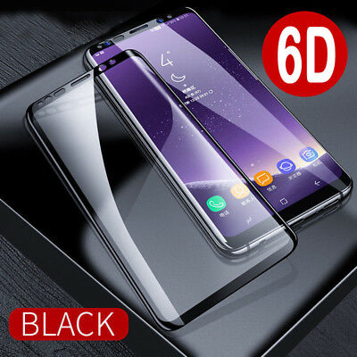 $ CDN5.18 • Buy For Samsung Galaxy Note 10 9 8 S9/8 S10 6D Full Tempered Glass Screen Protector