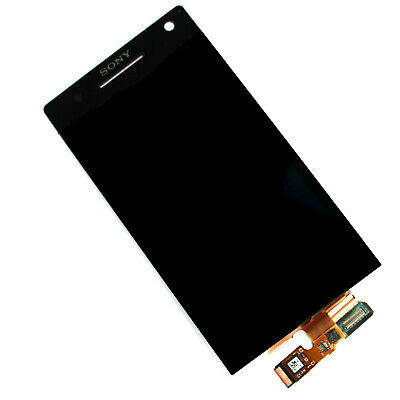 £9.99 • Buy 100% Genuine Sony Xperia S LT26i LCD Digitizer Touch Screen Front Display Glass