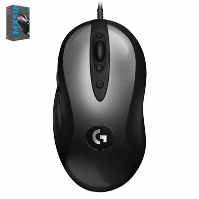 AU74.99 • Buy Logitech Gaming Mouse G MX518 Legendary Ergonomic Optical 16000 DPI 8 Programmab