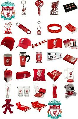 Official LIVERPOOL FC Football Club Merchandise Christmas Birthday Fathers Gift  • 5.99£