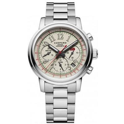 Brand New Authentic Chopard Mille Miglia Race Edition 2014 Stainless Steel 42mm • 3,361.86£