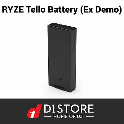 AU22.99 • Buy RYZE TECH DJI Tello Drone Ex Demo Intelligent Flight Battery Australian Stock