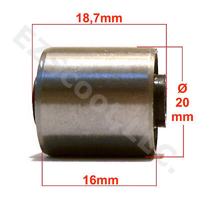 $7.95 • Buy 1X ENGINE SHOCK BUSHING Ø 20x16 50-125 GY6 4T SCOOTER MOPED VIP ZNEN JMSTAR WOLF