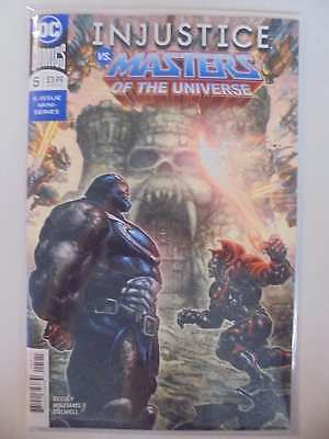 $2.99 • Buy Injustice Vs. Masters Of The Universe #5 DC VF/NM Comics Book