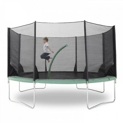 AU41.69 • Buy New 6/8 Pole Replacement Outdoor Trampoline Safety Net Enclosure (Net Only)