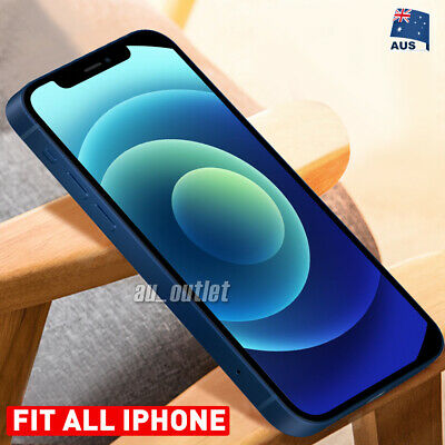 AU4.49 • Buy 2x For Apple IPhone 11 Pro XS Max XR X 6D Full Screen Protector Tempered Glass
