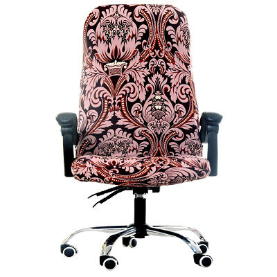 AU15.49 • Buy Stretchable Office Rotate Executive Chair Covers Slipcover Office Desk Cover