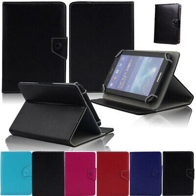AU15.06 • Buy AU Universal Leather Stand Case Cover+Stylus For Android 7-inch Tablets PC 2018