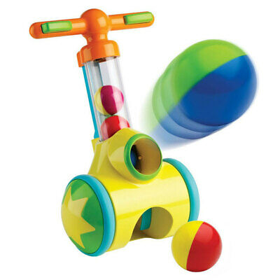 Tomy Pic N Pop Ball Blaster Play Learn Push Along Game Toy For Toddler/Child/Kid • 20.78£