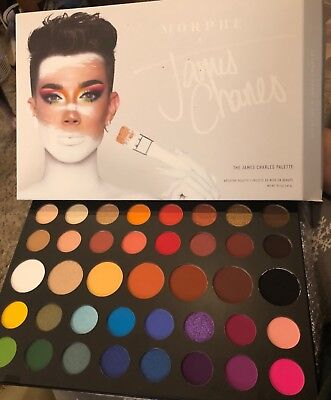 $80 • Buy The James Charles Palette - Brand New