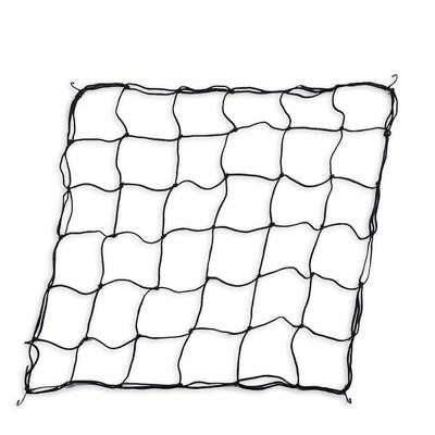 AU29.99 • Buy Elastic Scrog Trellis Net W/ Hooks Plant Support Netting For Grow Tent 4'x4'