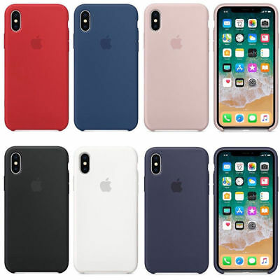 AU15.99 • Buy For Apple IPhone XR XS MAX X 8 7 6  PLUS Ultra Thin Silicone Case Cover