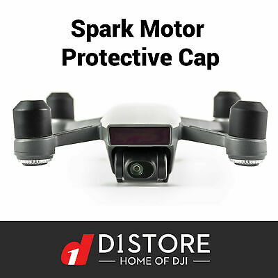 AU13 • Buy PGYTECH Motor Protective Cap For DJI Spark Australian Stock Fast Delivery
