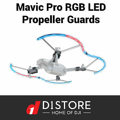 AU49 • Buy PGYTECH DJI Mavic Pro RGB LED Propeller Guards